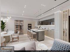 Thiết kế phòng bếp chung cư cũng là một việc quan trọng không kém so với phòng khách và phòng ngủ. Với bất kì không gian nào trong thiết kế chung cư đều phải được đầu tư, coi trọng trong quá trình thiết kế và thi công căn hộ chung cư. #saokimdecor #kitchen #kitchens #diningroom  #diningrooms#phòngbếp #キッチン#Cozinha #cocina #Küche #cuisine#interior #interiordesign #interiors #apartment #apartments #chungcư #インテリア#interieur #innenraum