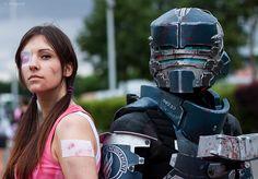 Dead Space 2 (Ellie Langford & Issac Clarke)