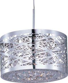 et2 e21306 10pc inca mini drum pendant 1 light 60 total watts