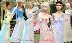 Mythical Dreams Sims 4: Clothes