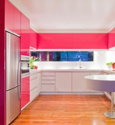 Extreme pink rooms you'll love - What's Cookin' | Gallery | Glo