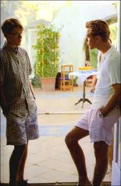 Jude Law Matt Damon The Talented Mr Ripley