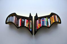 batman bookcase anyone?