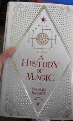 A History of Magic design reference