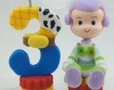 Toy Story, Buzz Lightyear, Yoshi, Biscuit, Toys, Cake, Fictional Characters, Birthday Candles, Activity Toys