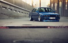 UNEXPECTED INTENTIONS – CATUNED'S BMW E30 325IS
