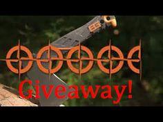 2015 Gerber Bear Grylls Survival Hatchet Giveaway!