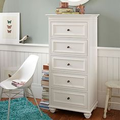 I love the Chelsea Tower Dresser on pbteen.com