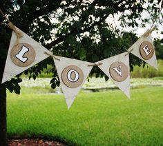 Love Wedding Reception Decoration or Photo Prop by ThreeMartelles, $14.00