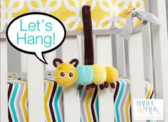 Bumble Bee & Caterpillar Take-Along Pals Plush Toy Set by Babee Talk are the perfect Shower gift Organic Baby Toys, Healthy Words, Lil Baby, Baby Time, Happy Baby, Toddler Girl, Bee, Plush, Baby Shower