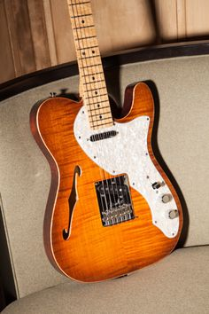 Fender Select Thinline Telecaster® | Telecaster® Electric Guitars | Fender® Guitars
