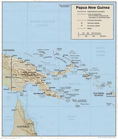 German New Guinea consisted mainly of the area called Kaiser-Wilhelmsland in north-east New Guinea, and the nearby Bismarck Archipelago. Description from bigblue1840-1940.blogspot.com. I searched for this on bing.com/images