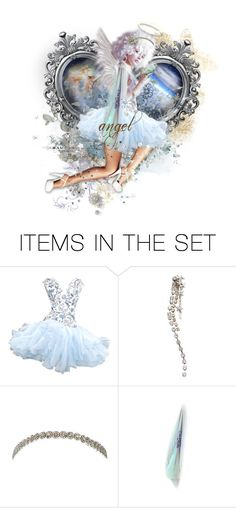 """""""♪ Send Me An Angel ♪"""" by girlyideas ❤ liked on Polyvore featuring art"""