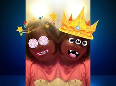 Me and my daughter had a blast with this app:) by Kylie Turner