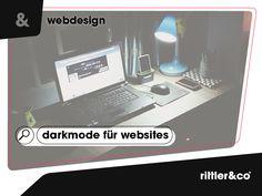 Was taugt der Darkmode für Websites? Computer Vision, Smartphone Nutzung, Microsoft, Software, Web Design, Marketing, Ecommerce, Website, Blog