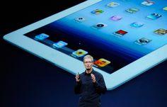 """CEO da Apple: """"Tenho orgulho de ser gay"""" - http://showmetech.band.uol.com.br/ceo-da-apple-tenho-orgulho-de-ser-gay/"""