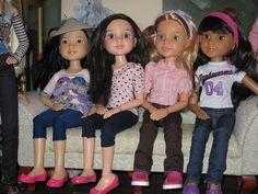 BFC ink dolls