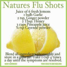 Flu relief