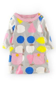 Mini boden print dress