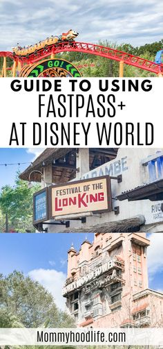 New to making FastPass+ reservations and a little nervous about how it all works? Good news! Once you understand how to use FastPass+, you will be able to save a ton of time in lines at Disney World. Check out the info below for all the details on how to use the Disney World FastPass system, including who can use them, how not to waste them, how to book, and more. Click here for more details! Disney World Secrets, Disney World Parks, Disney World Tips And Tricks, Disney Tips, Disney Fun, World Festival, Disney Planning, Disney Vacations, Disney Inspired