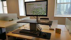 Bringing functionality to the desktop #neocon2016 @honcompany