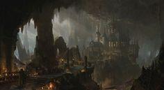 Dark City by Lok Du