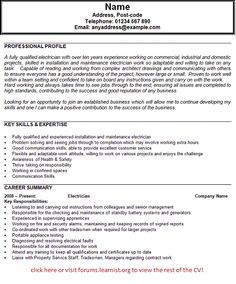 Formatted Resume Sample  Google Search  Words