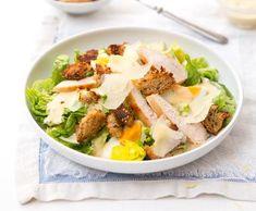 Kuřecí Caesar salát | Recepty Albert