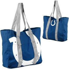 Indianapolis #Colts Ladies Big Logo Tote