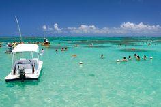 Maragogi, Alagoas. Lugares para viajar no Brasil.