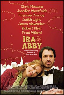 Ira and Abby - sounds good, plus it has the gruff-but-charming guy from The Mindy Project!