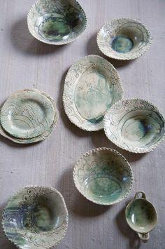 Mud Studio ceramics