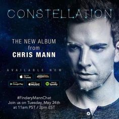 Now That My New Album Constellation Has Launched I Wanted To Take The Opportunity To Thank All Of You For Supporting This Album