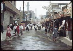 Kobe, Japan June 1950