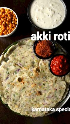 Puri Recipes, Paratha Recipes, Veg Recipes, Spicy Recipes, Vegetarian Recipes, Cooking Recipes, Akki Rotti Recipe, Akki Roti, Chaat Recipe