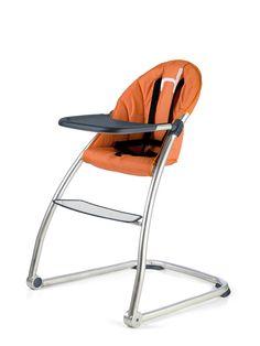 EAT (high chair) Orange