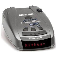 Beltronics - RX65 Red Pro Series Radar/Laser Detector   #Beltronics