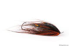 Fly Tying Archive • Black & Orange GP Intruder Here's something new...