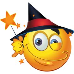 Witchy Copy Send Share Send in a message, share on a timeline or copy and paste in your comments. Smiley Emoticon, Emoticon Faces, Funny Emoji, Cute Emoji, Emoji Pictures, Halloween Painting, Emoticons, Romantic Pictures, Animation