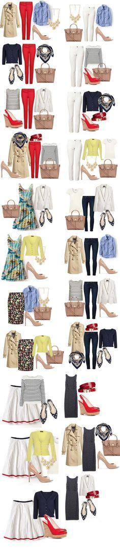 Подбор цвета одежды
