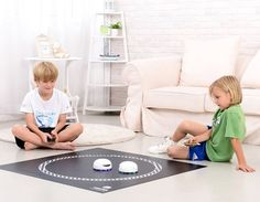Give Your Kids The Ability To Program With This Amazing Robot