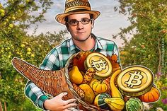 Overstock's Farmers Market service connects organic, local farms with customers, allowing their products to be sold for Bitcoin - without even knowing it.