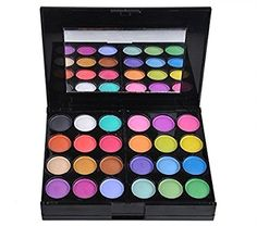 Amazon.com: Wyhui EyeShadow 39 Colors Makeup Palette Kit Foundation Blusher Cosmetic Lipstick Tools SV000822 (Color: Multicolor): Home & Kitchen