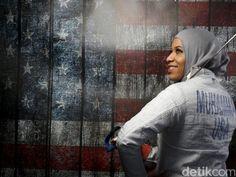 Hijabers Pertama Perwakilan AS Berhasil Sabet Medali Perunggu di Olimpiade