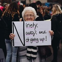 best funny creative signs from womens march 2017 161 50 Amazing Signs from Womens Marches Across the Globe Mantra, March Signs, Protest Signs, Protest Posters, Intersectional Feminism, Forever, Faith In Humanity, Statements, Strong Women