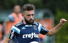 Allione passa por cirurgia e fica fora do Palmeiras de seis a oito semanas