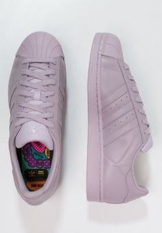 adidas Originals SUPERCOLOR SUPERSTAR - Baskets basses - mauve tint - ZALANDO.FR