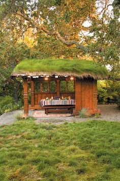 ❧ Green Roof