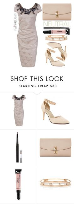 """""""Neutral with TwinkleDeals"""" by simona-altobelli ❤ liked on Polyvore featuring Dolce&Gabbana, Messika, neutrals and polyvorecontest"""