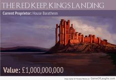 You will be surprised to see the cost of these Game of Thrones castles in real life